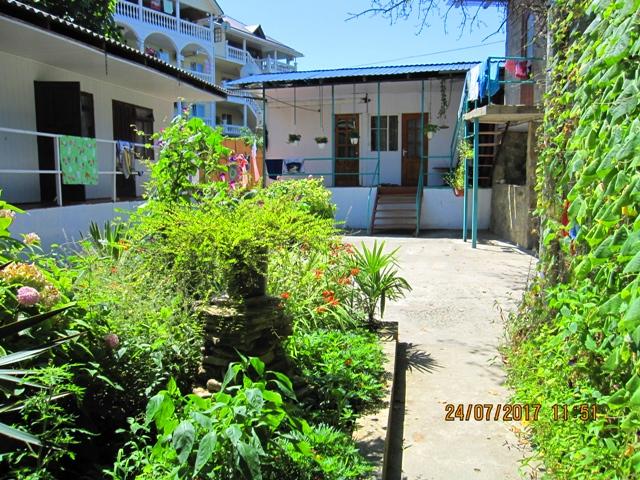 Гостевые домики в Лоо 9
