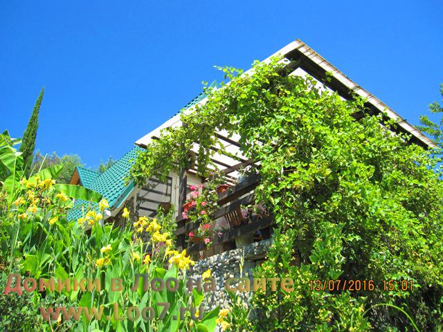 Отдельные домики в Лоо