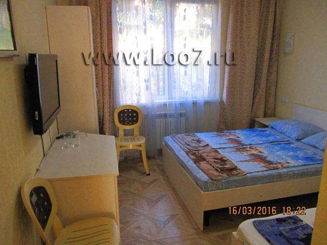 Отдых в Лоо гостиницы у самого моря фото цены отзывы отдыхающих
