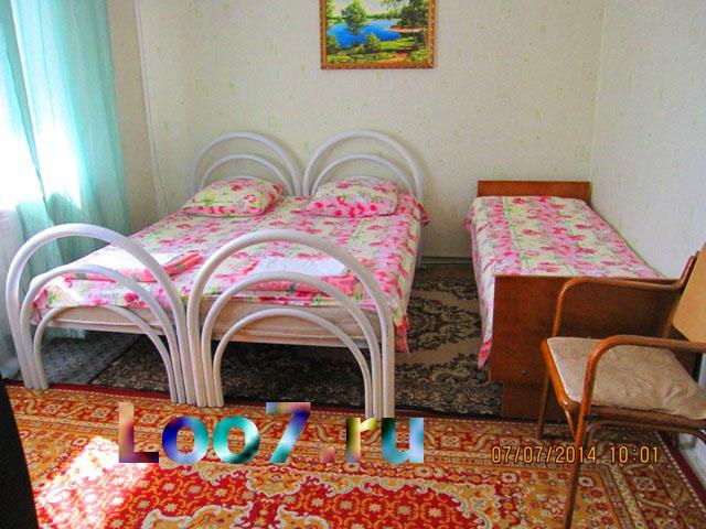 Жилье в Лоо частный сектор ул таллинская, цены, фото, отзывы отдыхающих