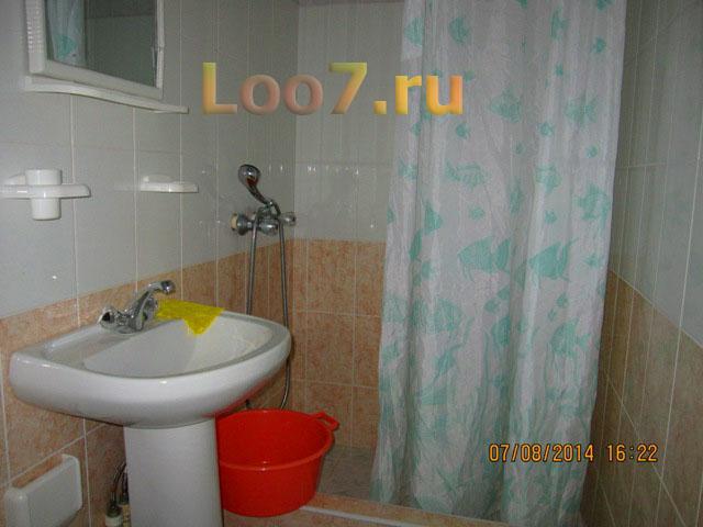 Номера в Лоо с удобствами в номере