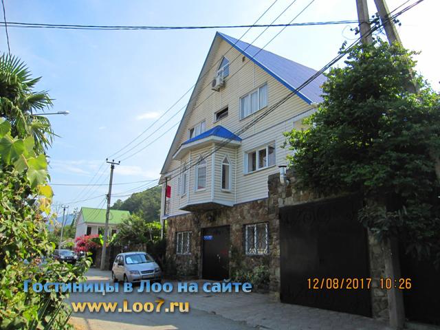 Частная гостиница в Лоо 28 предлагает недорого отдых рядом с морем, эконом номера