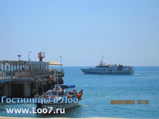 Отдых на Черном море в Лоо