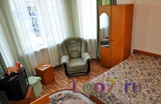 Отдых в Лоо все гостиницы на улице декабристов