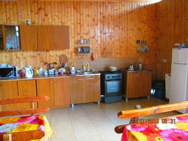 Гостевые домики в Лоо у Матвея под ключ с кухней