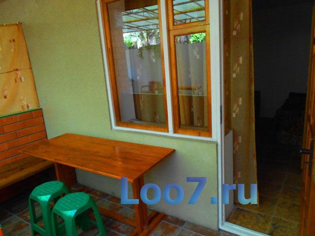 Отдых в Лоо частные гостиницы на берегу моря фото