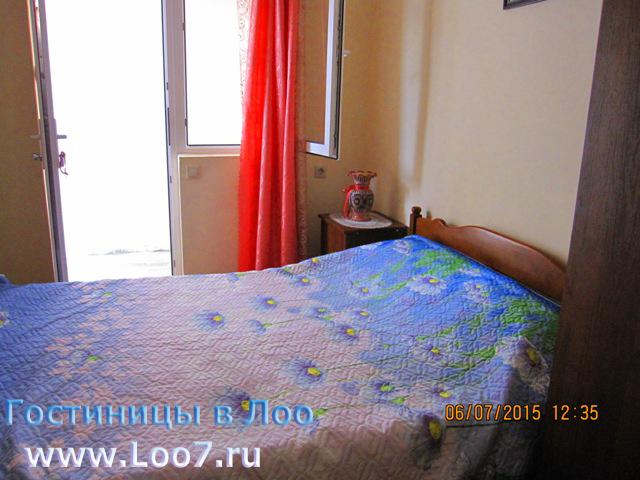 Частный сектор Лоо гостиница 2 у самого моря