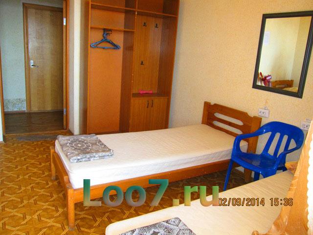 Гостиницы в Лоо у самого моря цены без посредников