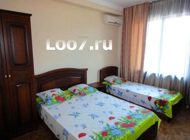 Гостиница в Лоо ул. жигулевская