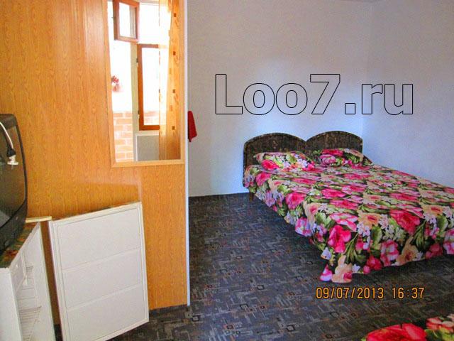 Частный сектор Лоо фото отзывы отдыхающих
