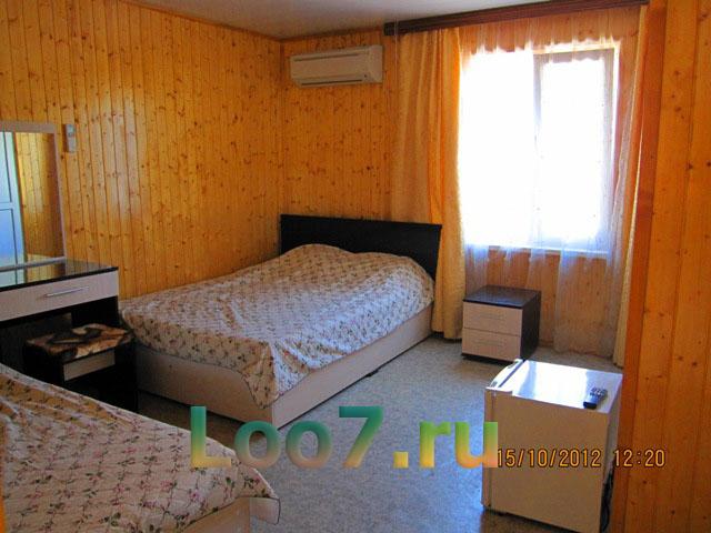 Частные гостиницы в Лоо на берегу моря, цены, фото, отзывы