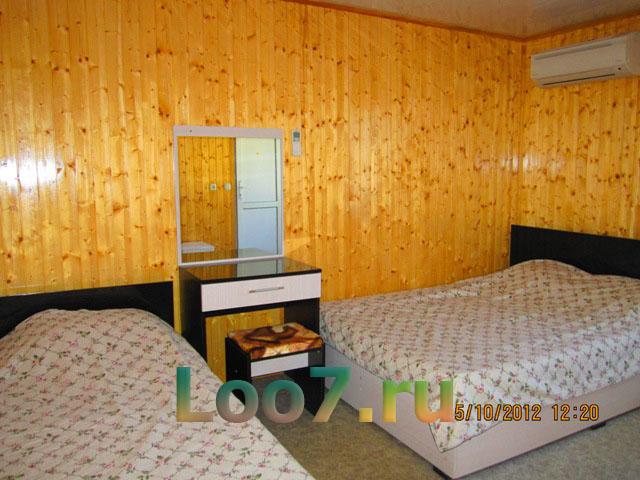 Частные гостиницы в Лоо горный воздух