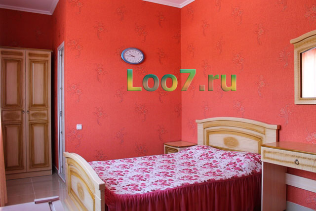 Отдых в Лоо частный сектор ул Керченская