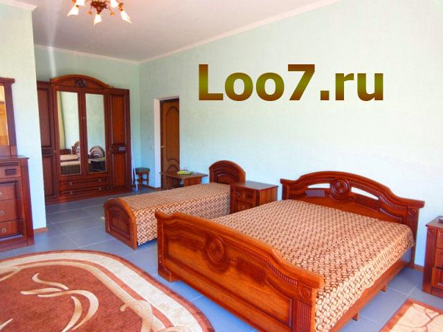 Лоо гостиницы отдых без посредников