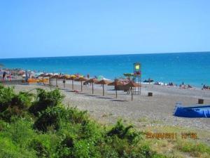 Лоо песчаный пляж