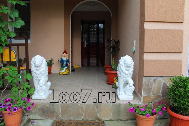 Отдых в Лоо улица Керченская гостиницы