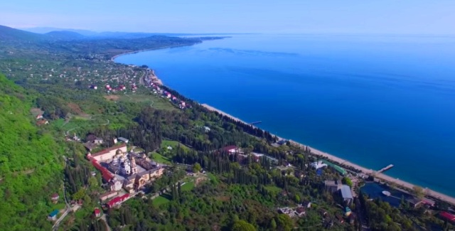 Джиппинг из Сочи в Абхазию фото