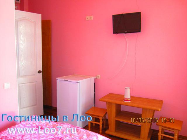 Частный сектор поселка Лоо ул декабристов гостиницы