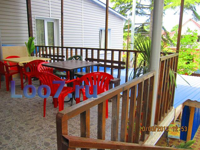 Отдых в Лоо частный сектор цены без посредников