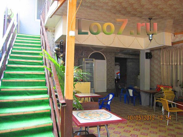 Частные гостиница в Лоо горный воздух
