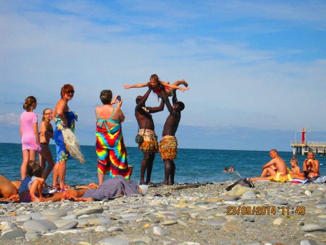 Черное море отдых фото на пляже