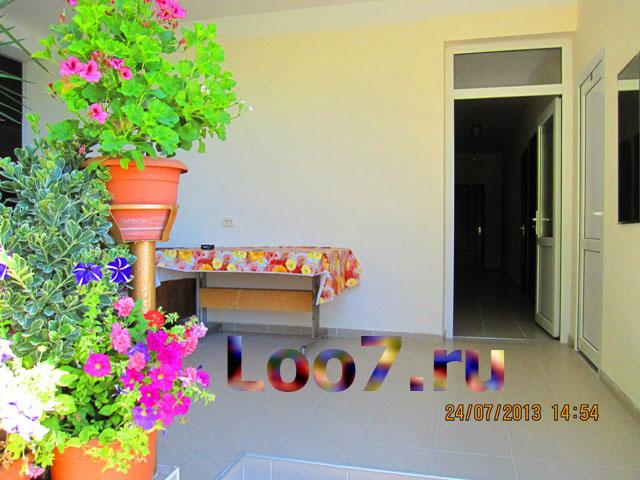 Отдых в Лоо частные гостиницы цены