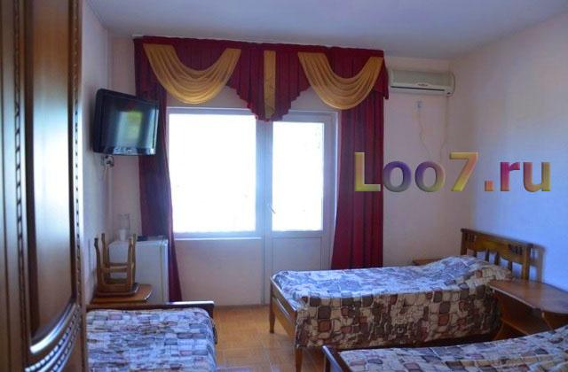 Снять номер в Лоо люкс недалеко от моря