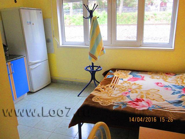 Эллинги в Лоо со своей кухней в номере фото цена