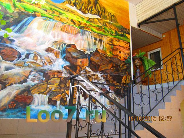 Гостиницы в Лоо рядом с аквапарком
