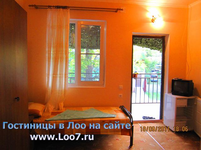 Мини гостиницы в поселке Лоо на ул Енисейская 40