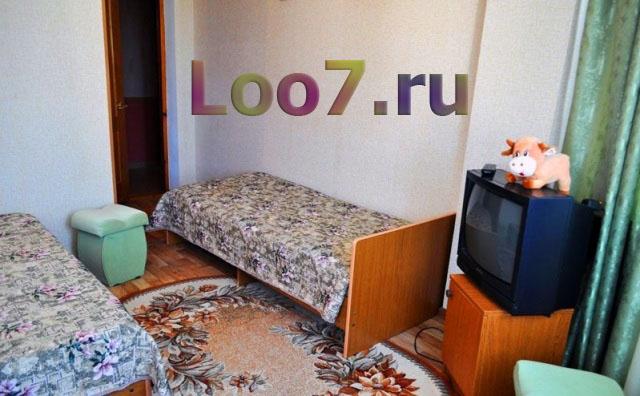 Семейный отдых в Лоо частный сектор гостевые дома