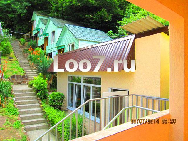 Лоо гостиницы на жигулевской