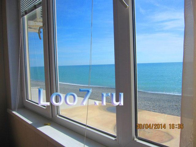 Комната в Эллинге с видом на море