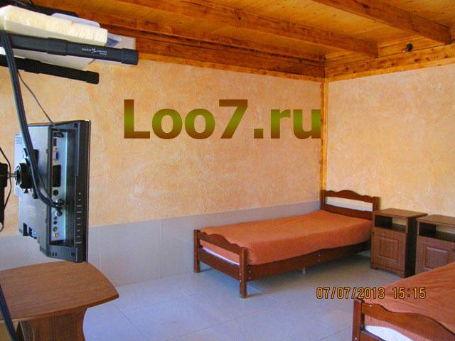 Комнаты в Лоо гостиницы у моря фото стоимость