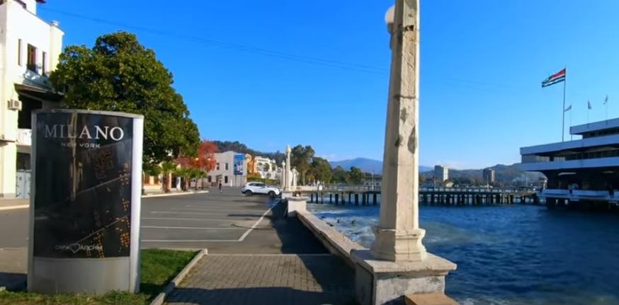 Экскурсии из Дагомыса в Абхазию на 1 день