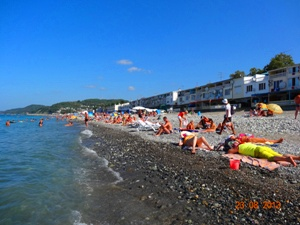 Лоо эллинги на пляже фото