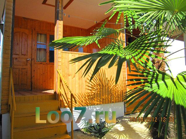 Гостевые домики в Лоо 2017 снять недорого