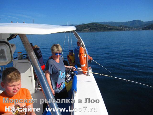 Экскурсии морская рыбалка в Лоо
