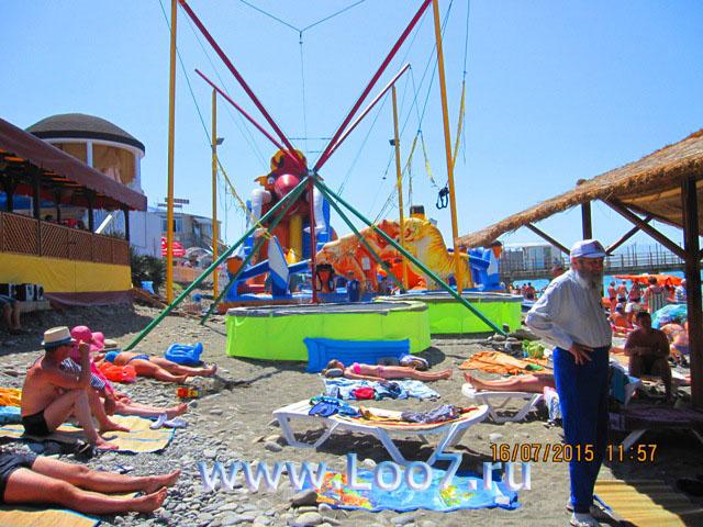 Лоо частный сектор центральный пляж фото отдых