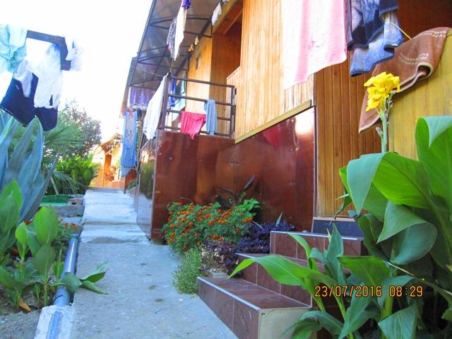 Гостевые домики в Лоо у Матвея недорого под ключ