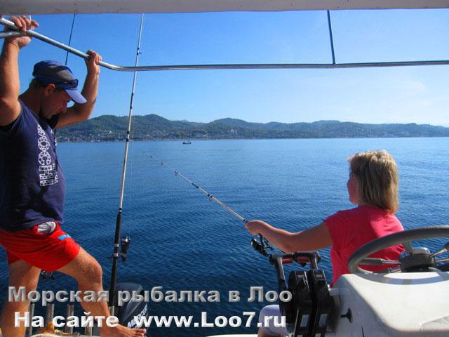 Морская рыбалка в Сочи цены.