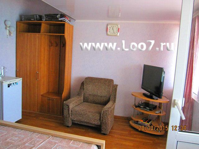 Лоо эллинги с балконом видом на море недорого на сайте www.Loo7.ru