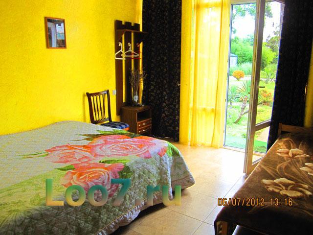 Лоо гостевые дома без посредников, цены, фото, частный сектор
