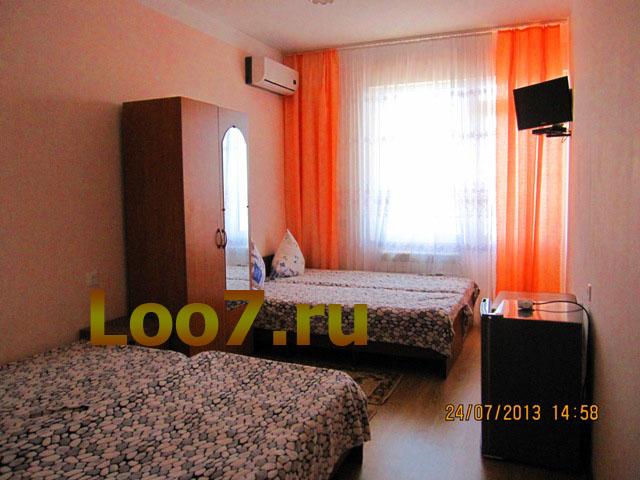 Отдых в Лоо частный сектор без посредников, цены, фото, недорогие номера возле берега моря
