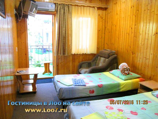 Отдых в Лоо 2018 цены у самого моря частный сектор гостевой дом Ирина