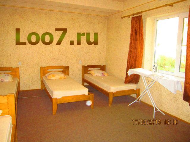 Гостиницы в Лоо у самого моря без посредников цены фото частный сектор, первая линия