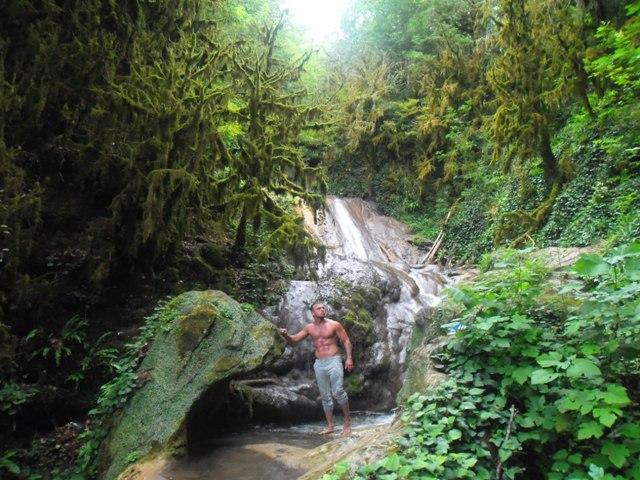 Вардане поездка на 33 водопада