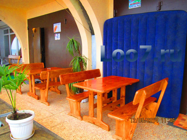 Отдых в Лоо недорого частные гостиницы цены без посредников возле моря