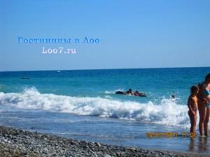 Лоо пляж фото 2013