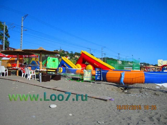 Горный воздух Лоо пляж фото отзывы комментарии отдыхающих